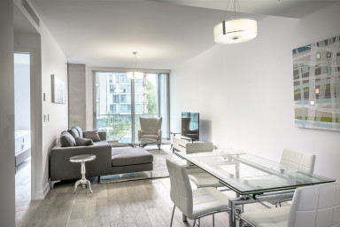 1-Bedroom condo at Pointe-Saint-Charles