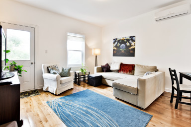 1 Bedroom for rent Le Plateau Mont-Royal