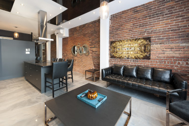 1-Bedroom Loft Mount Royal Parc
