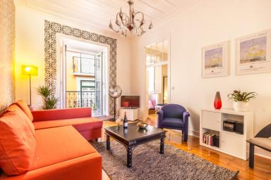 Appartement élégant à Mouraria