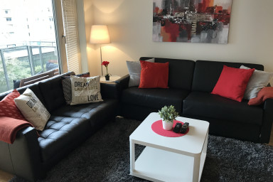 Sonderland Apartments - Platous gate 33 (Sleeps 6 - 1 BR)