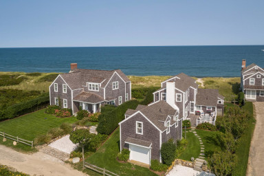 The SeaWatch - An ocean front getaway for eight with a guest house