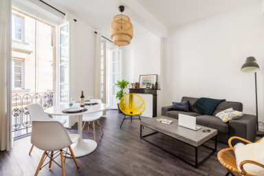Modern apartment in the heart of Bordeaux