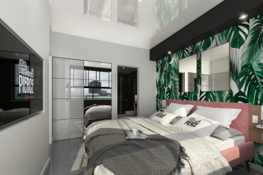 1 bedroom accommodation at Pierce Boutique Apartments