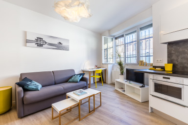 Charming studio in the city center