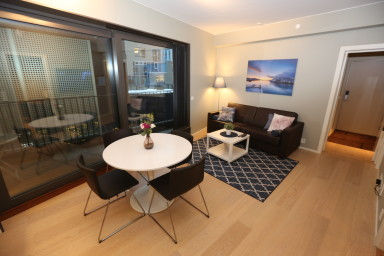 Sonderland Apartments - Dronning Eufemias gate 22  (Sleeps 4 - 1 BR)