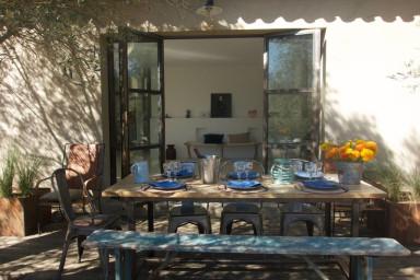 Villa 8 personnes, piscine chauffée, air conditionné, 10 mm Lourmarin