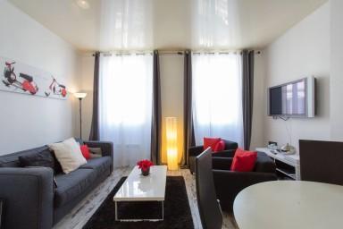 Bel appartement à Cannes, 3min Croisette & plages - W252