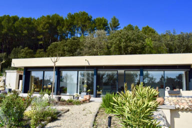 Villa Grandes Terres Maison Contemporaine Luberon