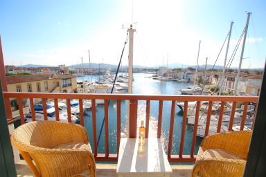 Appartement avec Climatisation et balcon exposé sud