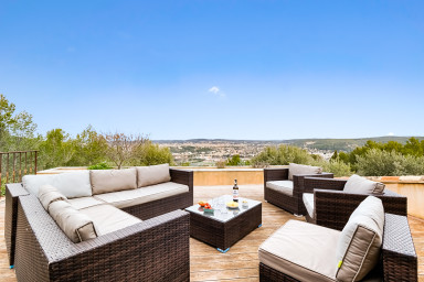 Villa Loujasso - Luxurious house overlooking Aix en Provence