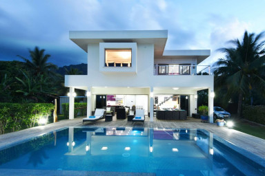 Villa n°10 by Enjoy Villas - Moorea - luxe and beachfront - 6 persons