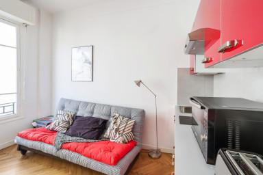Studio plein centre de Nice, quartier Musiciens - W249