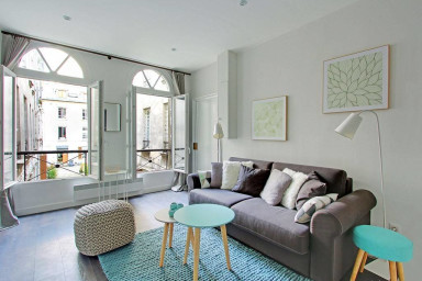 60sqm 2-BDR apartment - Higher Marais #2