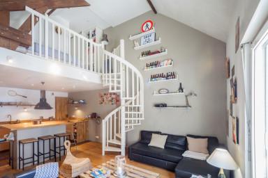 Appartement charmant au coeur de Lille  - W414