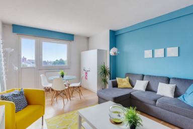 Appartement charmant au coeur de Lille - W413