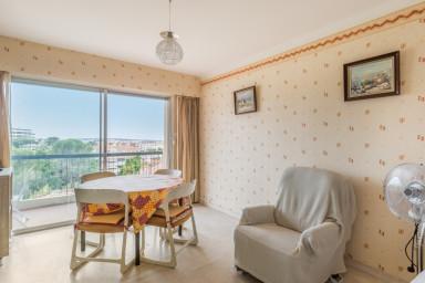 Appartement vue sur mer à Cannes - W429