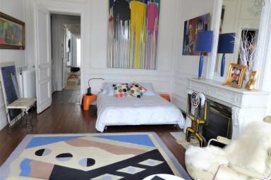 1 salon chambre LOVELY APPARTMENT CITY CENTER BORDEAUX