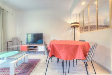 IMMOGROOM Modern 3***- Cosy - Terrace and calm - CONGRESS/BEACHES