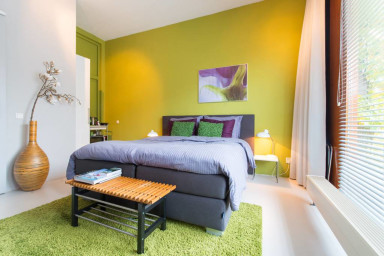New! Modern & cozy studio at Eastern Docklands | 2P