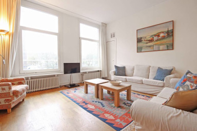 Cozy private city center apartment | Canal view