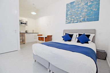Comfortable and new private studio close to NDSM!