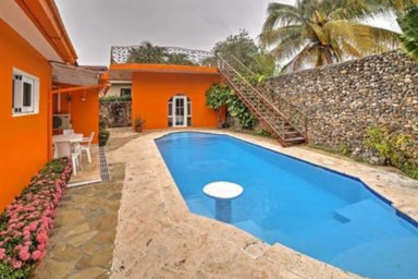 Cabarete VILLA 4BR Gated OceanFront community