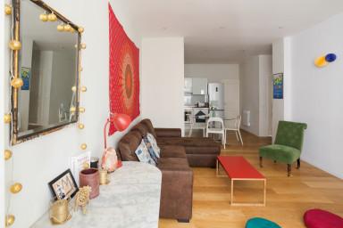 Lumineux appartement pour 6p, 5min promenade des anglais