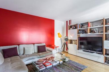 Lumineux appartement avec Balcon et parking, pour 2p, Paris Bastille