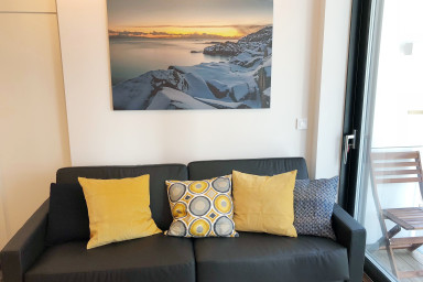 Sonderland Apartments - Dronning Eufemias gate 47-2 (Sleeps 4 - 1 BR)