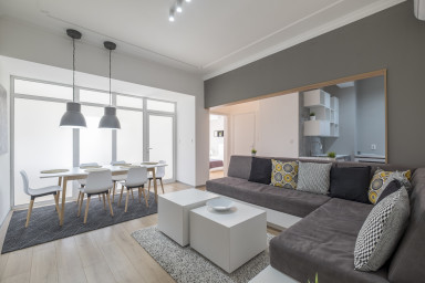 blueWave.place - Stylish 2 BR Home in Center of Sofia