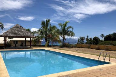 Manuiti apartment - Punaauia - 2 bdr - Wifi - A/C - Pool - up to 7 people