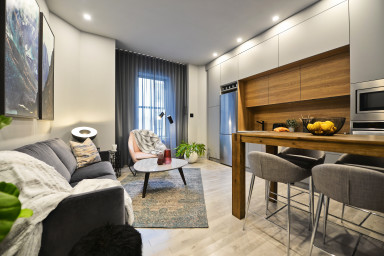 Appartement 2 chambres à louer sur la rue Stanley