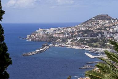 Ocean View Villa near the center of Funchal