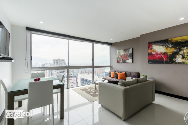 furnished apartments medellin - Nueva Alejandria 2303