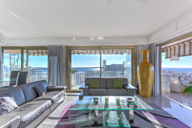 IMMOGROOM - huge terrace with jacuzzi and sea view-CONGRESS/BEACHES