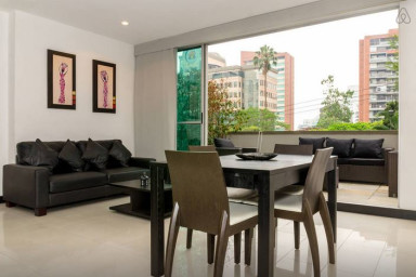 furnished apartments medellin - Nueva Alejandria 106