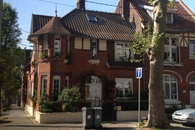 Une magnifique maison de charme victorienne
