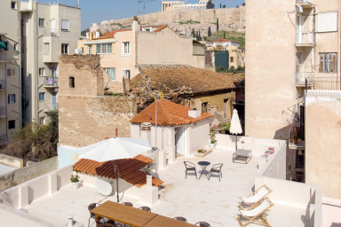 Acropolis Heights at the foot of the Parthenon by JJ Hospitality