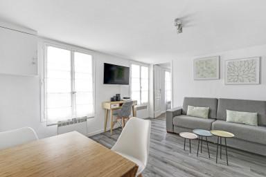 38sqm 1-BDR apartment - Higher Marais #3