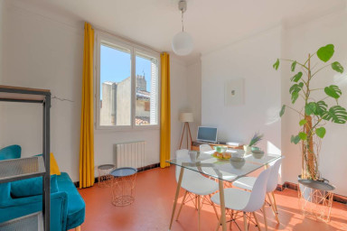 Beautiful and bright apartment two steps from the Vieux-Port - Air Rental