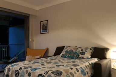 Residence BNB - Sea Front - Parking - Terrace