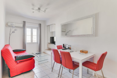 IMMOGROOM- 5 min from the Palais des Festivals and beaches- CONGRESS/BEACH