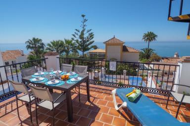 Nerja Paradise Rentals - Villa Azalea
