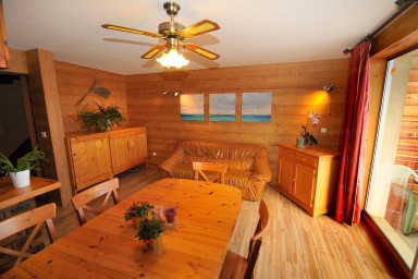 Superbe duplex avec balcon - L'igloo - Nathalie Berthet