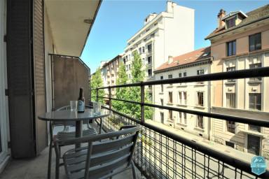 L'Aléry - Studio 32 m2 plein centre entièrement rénové avec balcon
