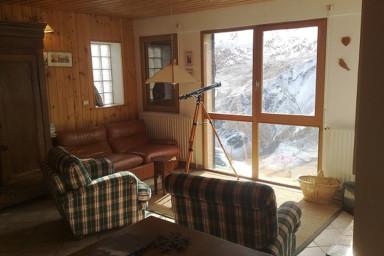 Chaleureux appartement de style montagnard - Chritophe Sarteel
