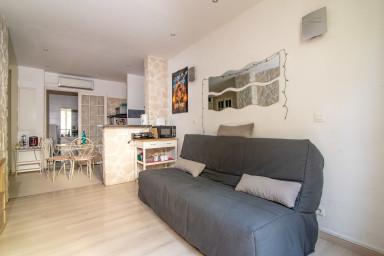 Nice - charmant et confortable 2 pièces dans un quartier agréable et calme