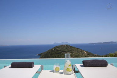 Brand New Villa Asterias:Feel the Greek Summer,enjoy the view & relax!