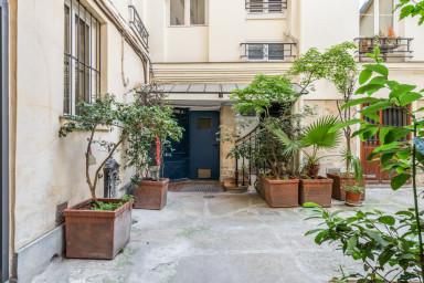 Studio au coeur de Paris, dans le quartier du Marais / République - Welkeys